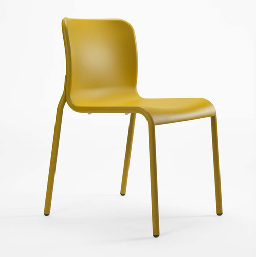 CHAIR MOMO1 / YELLOW