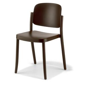 CHAIR PIAZZA 1 / BROWN