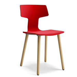 CHAIR SPLIT GL/RED
