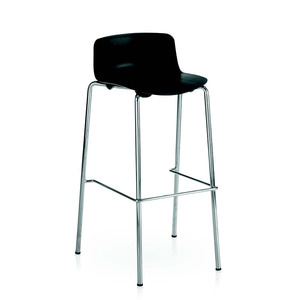 VESPER 3T BAR STOOL / WHITE